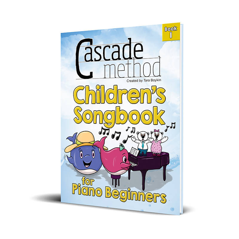 Children's Songbook for Piano Beginners