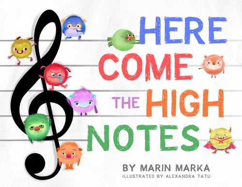 Here Come the High Notes eBook