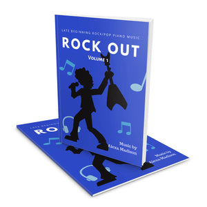 Rock Out Volume 1 - Unlimited Print