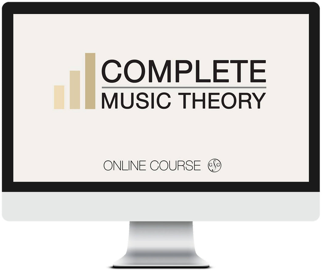 Complete Music Theory Course
