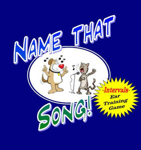 Ear Training - Interval Recognition using 'Name That Song!'
