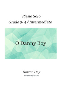 Danny Boy -( Studio License)