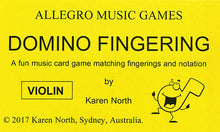 Domino Fingering Violin (Digital Download)