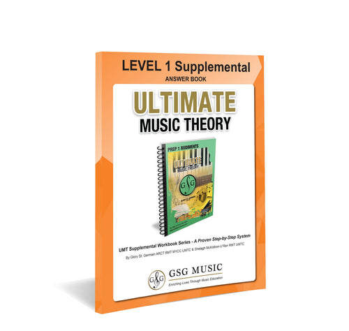 UMT LEVEL 1 Supplemental Answer Book