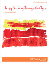 Happy Birthday Through the Ages — Single Copy Download