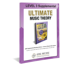 UMT LEVEL 3 Supplemental Workbook