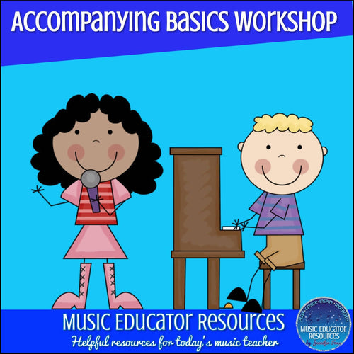 Accompanying Basics Workshop