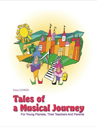 Tales of a Musical Journey Book 2