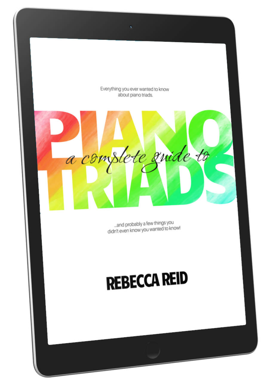 A Complete Guide to Piano Triads