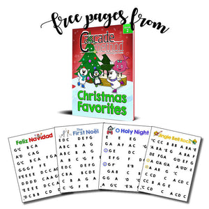 Christmas Favorites Book 2 (Free Pieces)