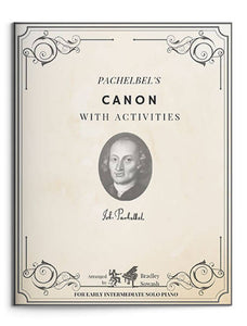 Pachelbel's Canon with Activities - PDF