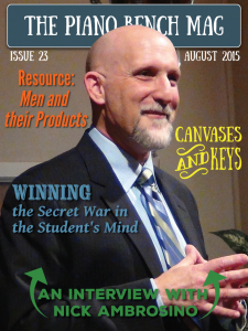 Issue 23 - August 2015