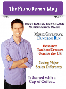 Issue 19 - April 2015