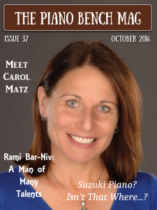 Issue 37 - October 2016