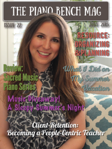 Issue 22 - July 2015