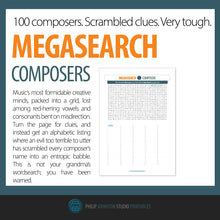 MegaSearch: Composers
