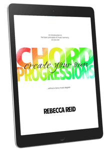 Create Your Own Chord Progressions