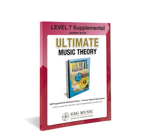 UMT LEVEL 7 Supplemental Answer Book