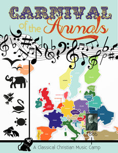 Carnival of the Animals Music Camp