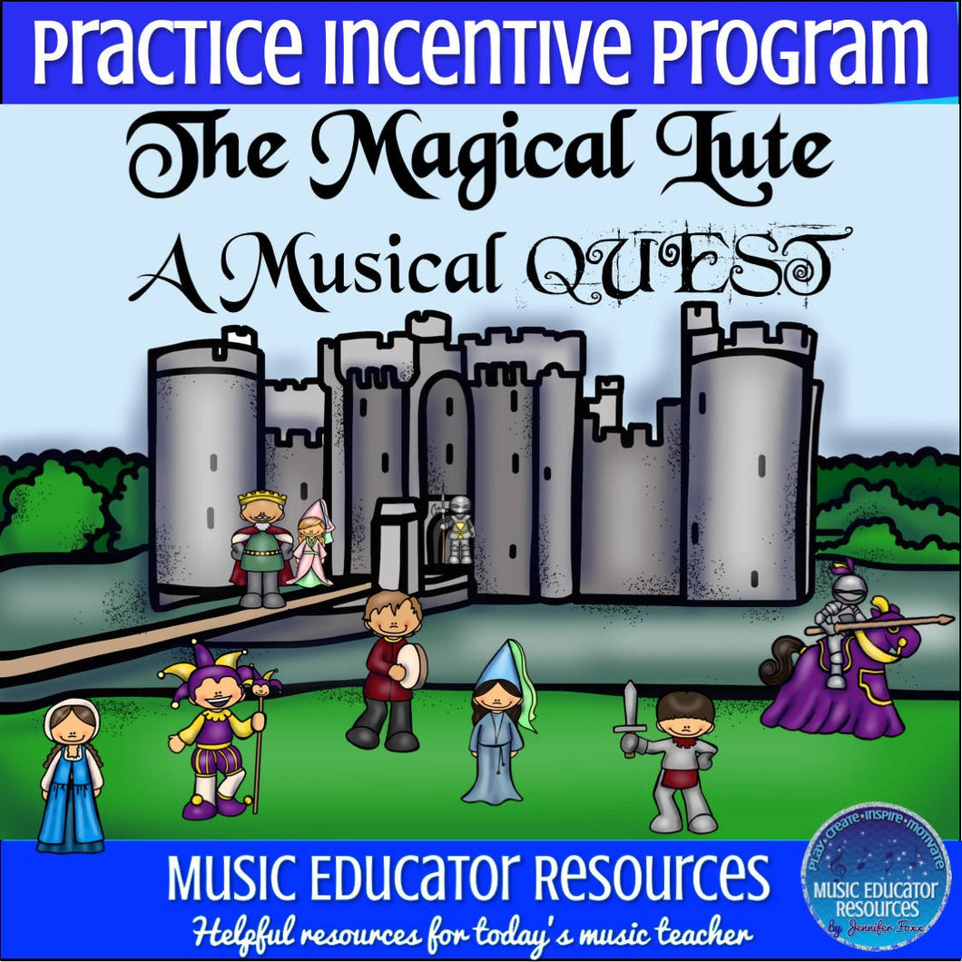 The Magical Lute; A Musical Quest