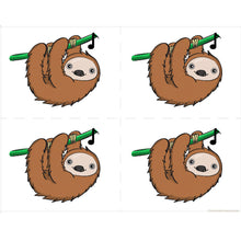 Matching Musical Sloths