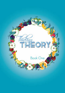 US Version: Thinking Theory Book One – Reproducible Music Theory Workbook