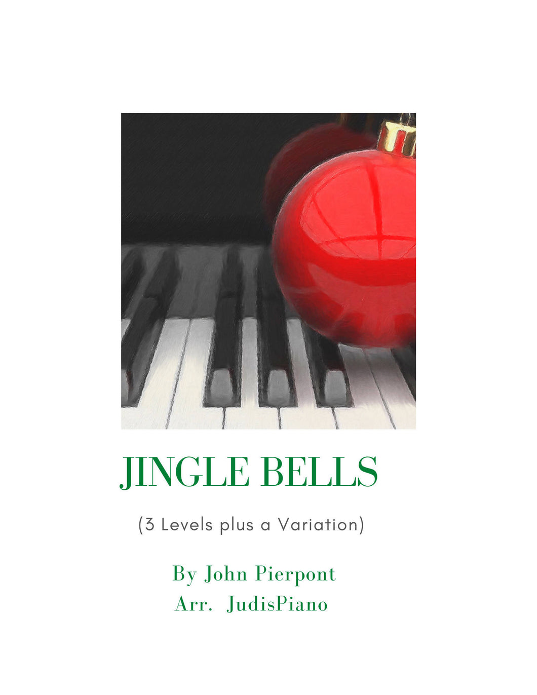 Jingle Bells (3 levels plus a variation)