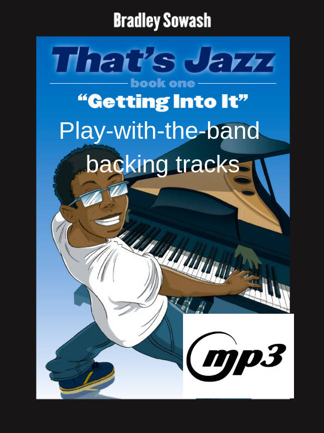 That's Jazz Book 1 mp3 backing tracks