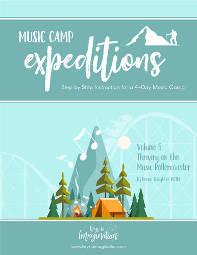 Music Camp Expeditions Camp Volume 5