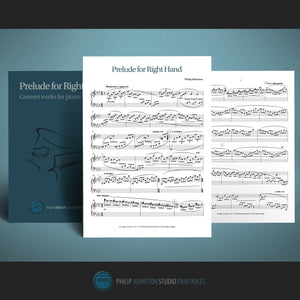Prelude for Right Hand