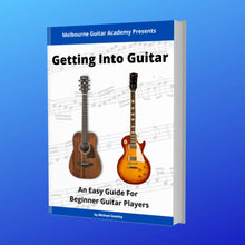 Getting Into Guitar