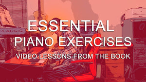 Essential Piano Exercises Course with Music Mentor Jerald Simon