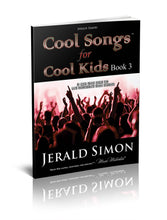 Studio License – Cool Songs for Cool Kids (Book 3) – PDF download