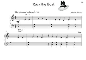 Rock the Boat - eBook Studio License