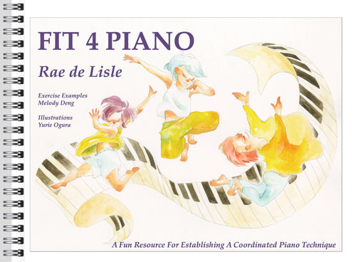 Fit 4 Piano in Print