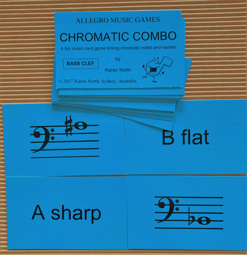 Chromatic Combo Bass (Digital Download)