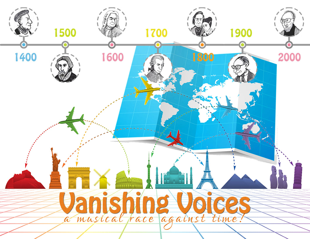Vanishing Voices Practice Incentive Theme