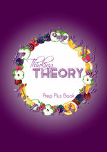 International Version: Thinking Theory Book Prep Book Plus – Reproducible Music Theory Workbook