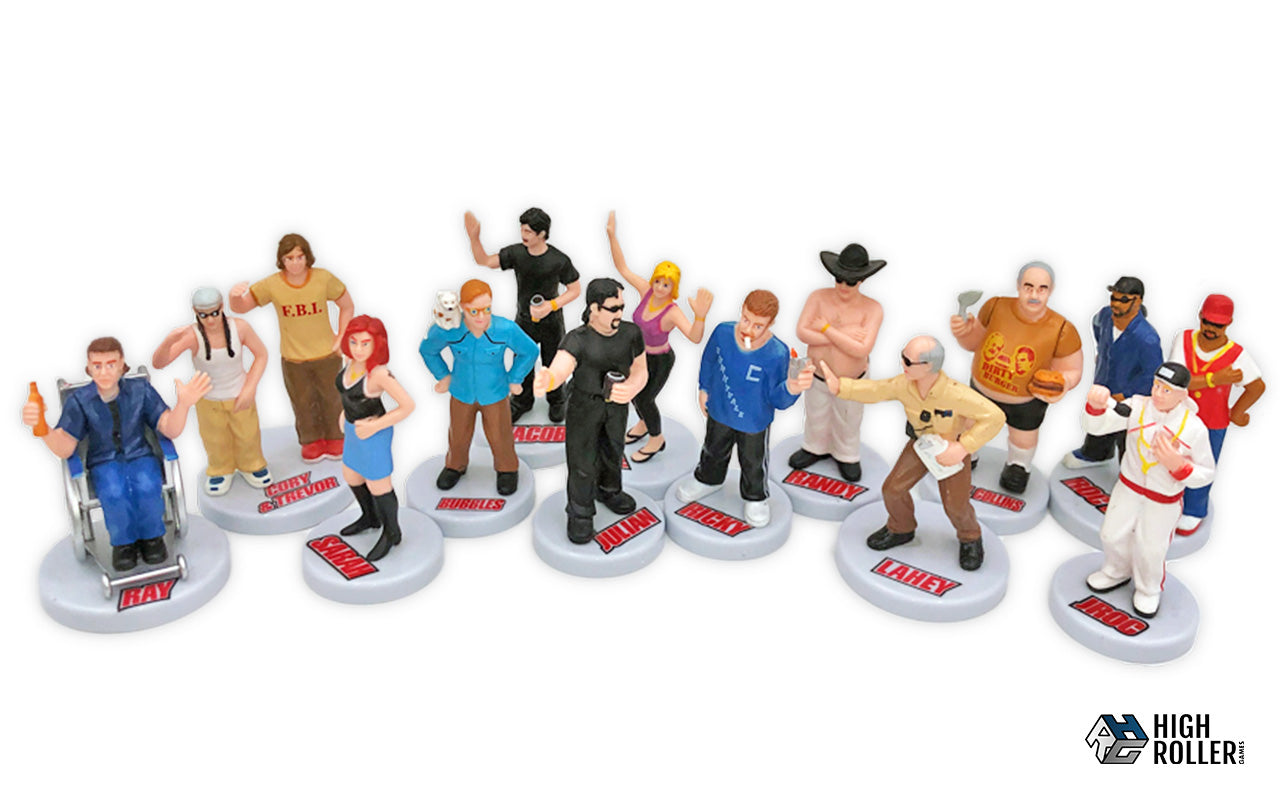 Trailer Park Boys Figurines