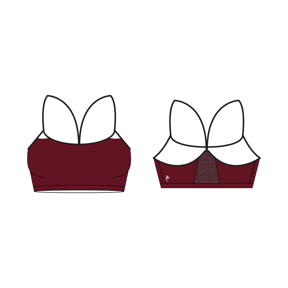 Women's Peak Sports Bra