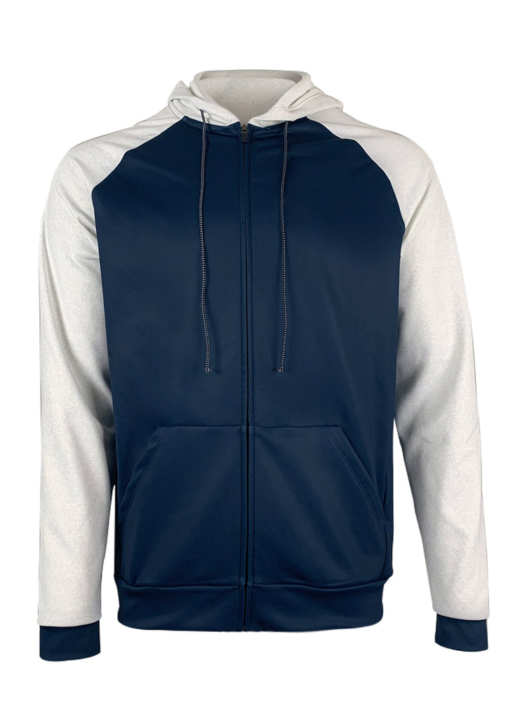 Men's Mid Weight Full Zip Hoodie