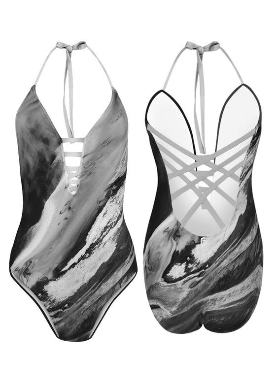 Luxe One Piece Swimsuit