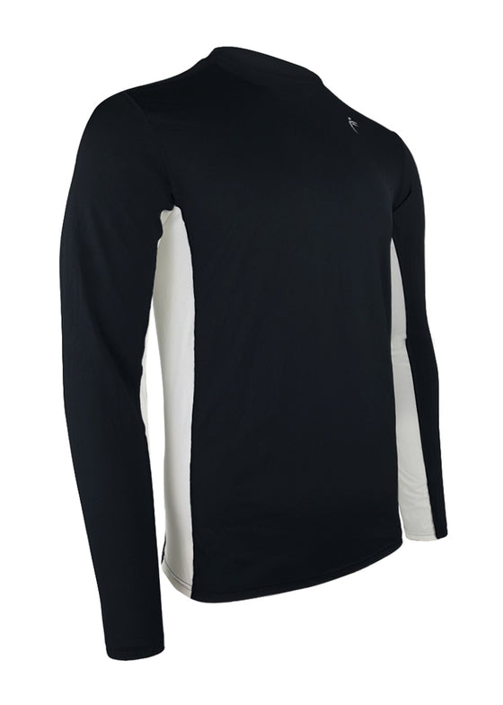 Men's Breathe Crew Neck Long Sleeve