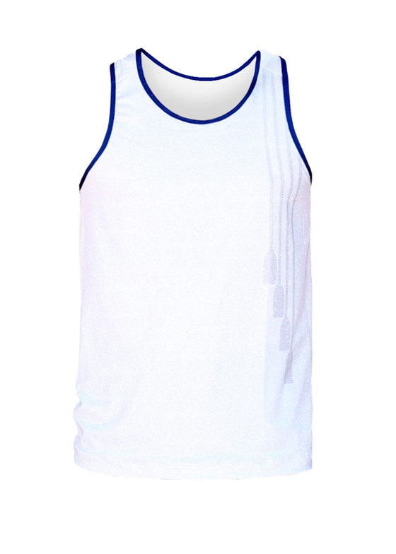 Men's Performance Mesh Singlet