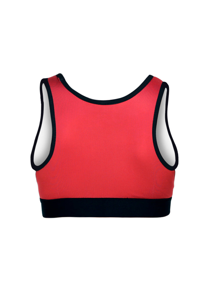 Women's Logo Sports Bra