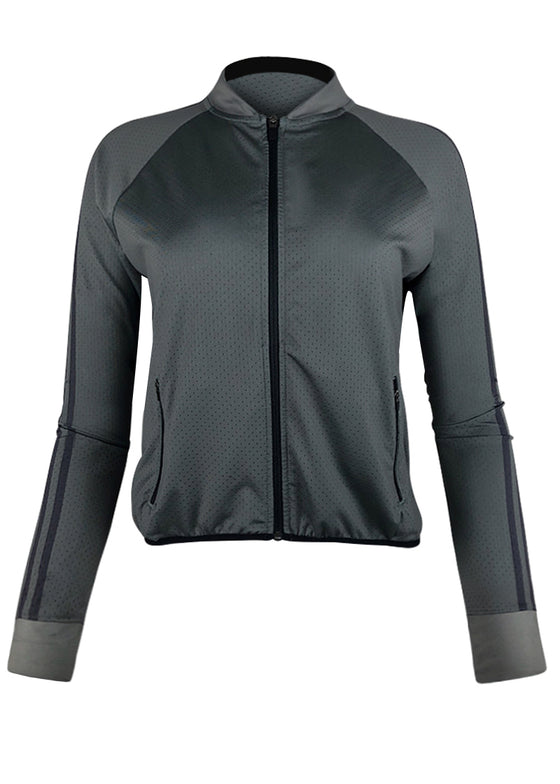 Women's Mesh Crop Jacket