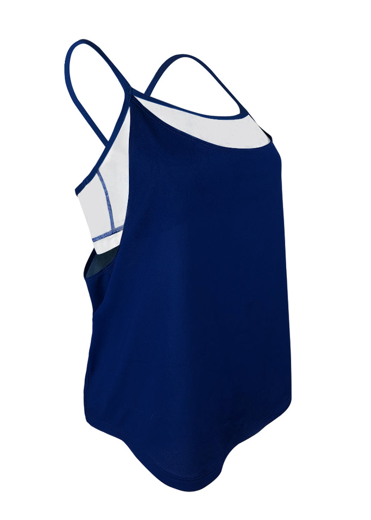 Women's Training Mesh Built-In Tank