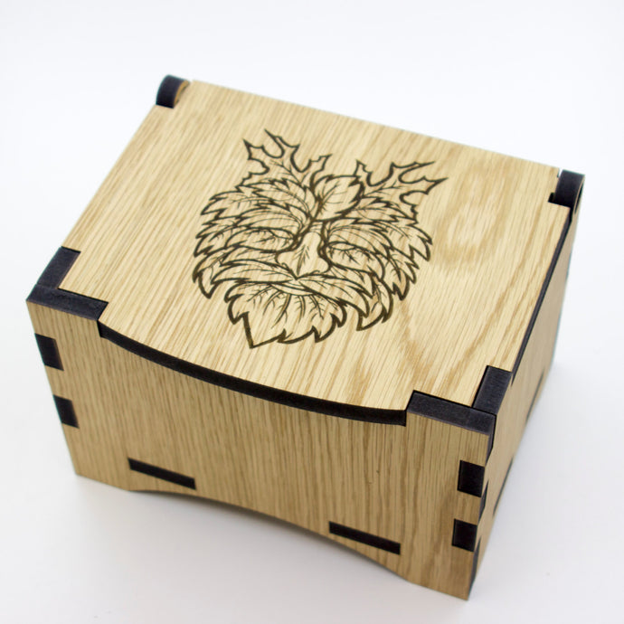 The Green Man Design Box