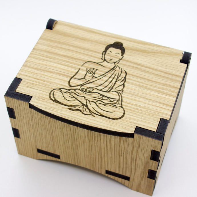 Gautama Buddha Design Box