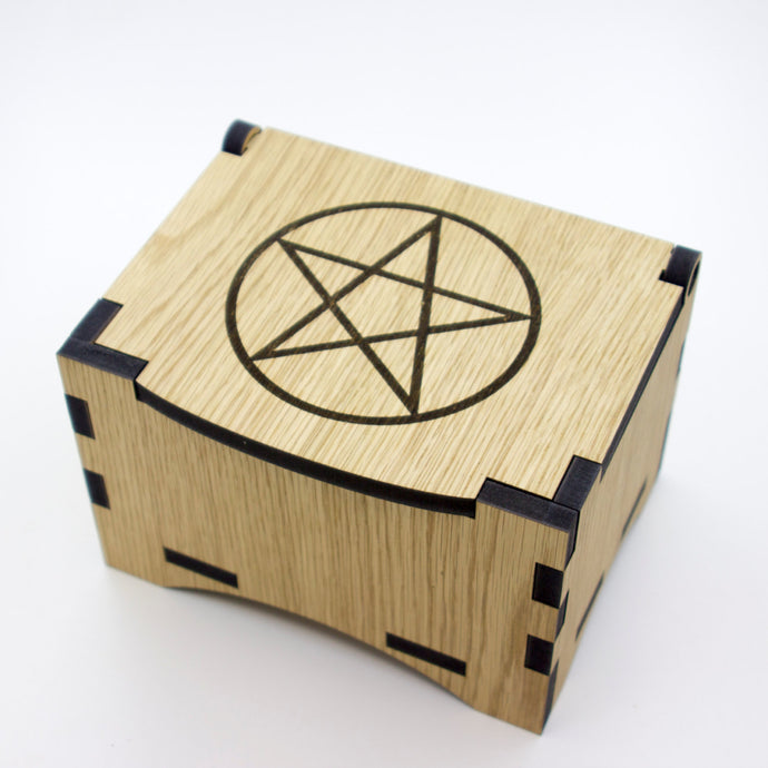 Penticle Design Box